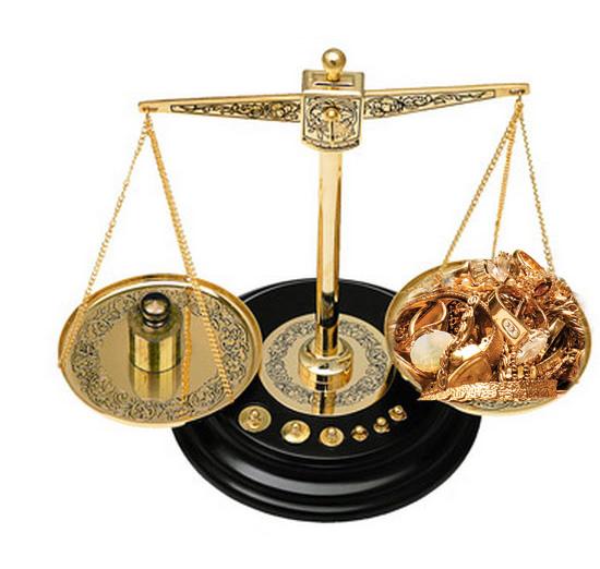 Правила приема скупки и обмена драгоценных металлов и изделий из них