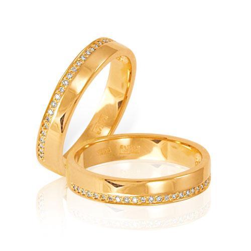 Обручальное кольцо Арт. 04-0042