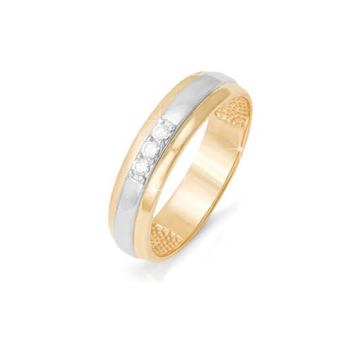 Обручальное кольцо Арт. 090068БР