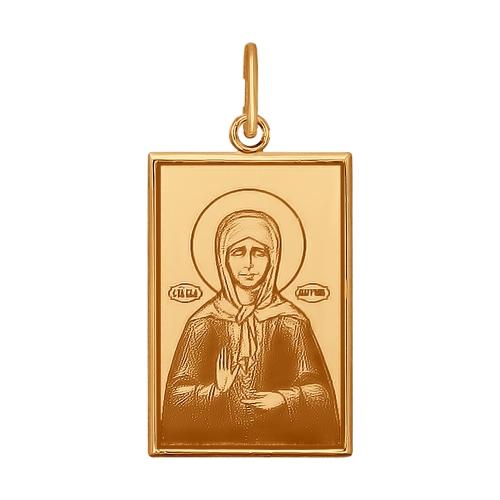 Иконка Святая блаженная Матрона Московская Арт. 101332
