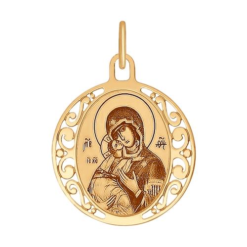 Иконка Божьей Матери Владимирская Арт. 102007
