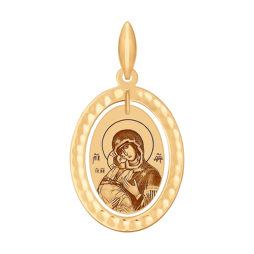 Иконка Божьей Матери Владимирская Арт. 102117