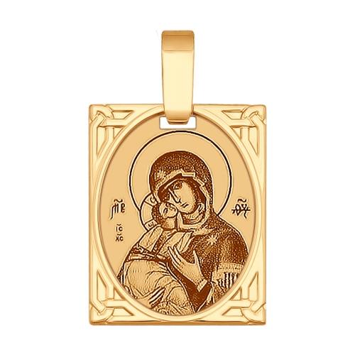 Иконка Божьей Матери Владимирская Арт. 102227