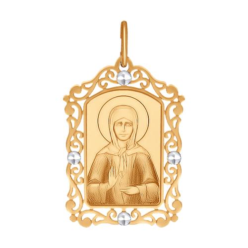 Иконка Святая блаженная Матрона Московская Арт. 103303