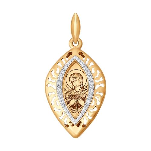 Иконка Божьей Матери Семистрельная Арт. 104096