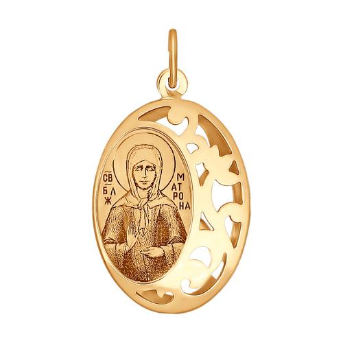 Иконка Святая блаженная Матрона Московская Арт. 104012