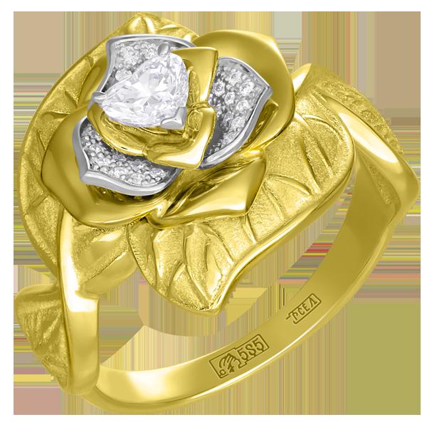 Кольцо Арт. 63010111418