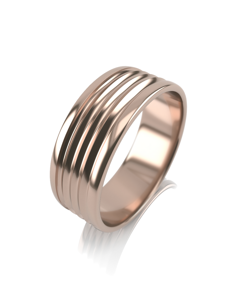 Обручальное кольцо Арт. ВН-5/к