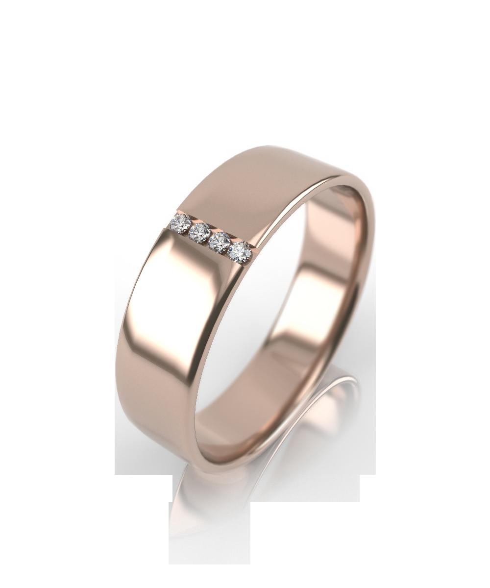 Обручальное кольцо Арт. СЕ-3