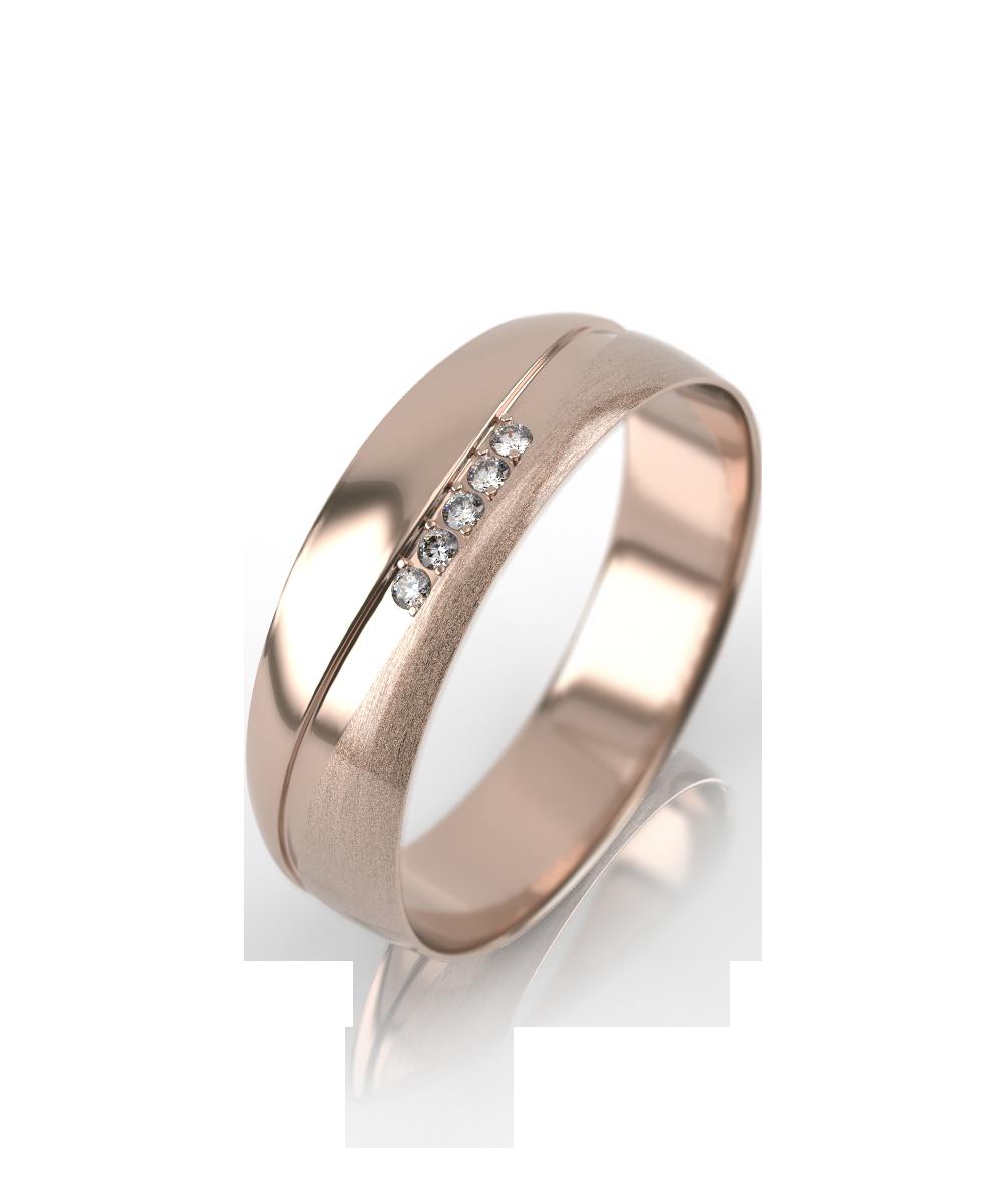 Обручальное кольцо Арт. В-50