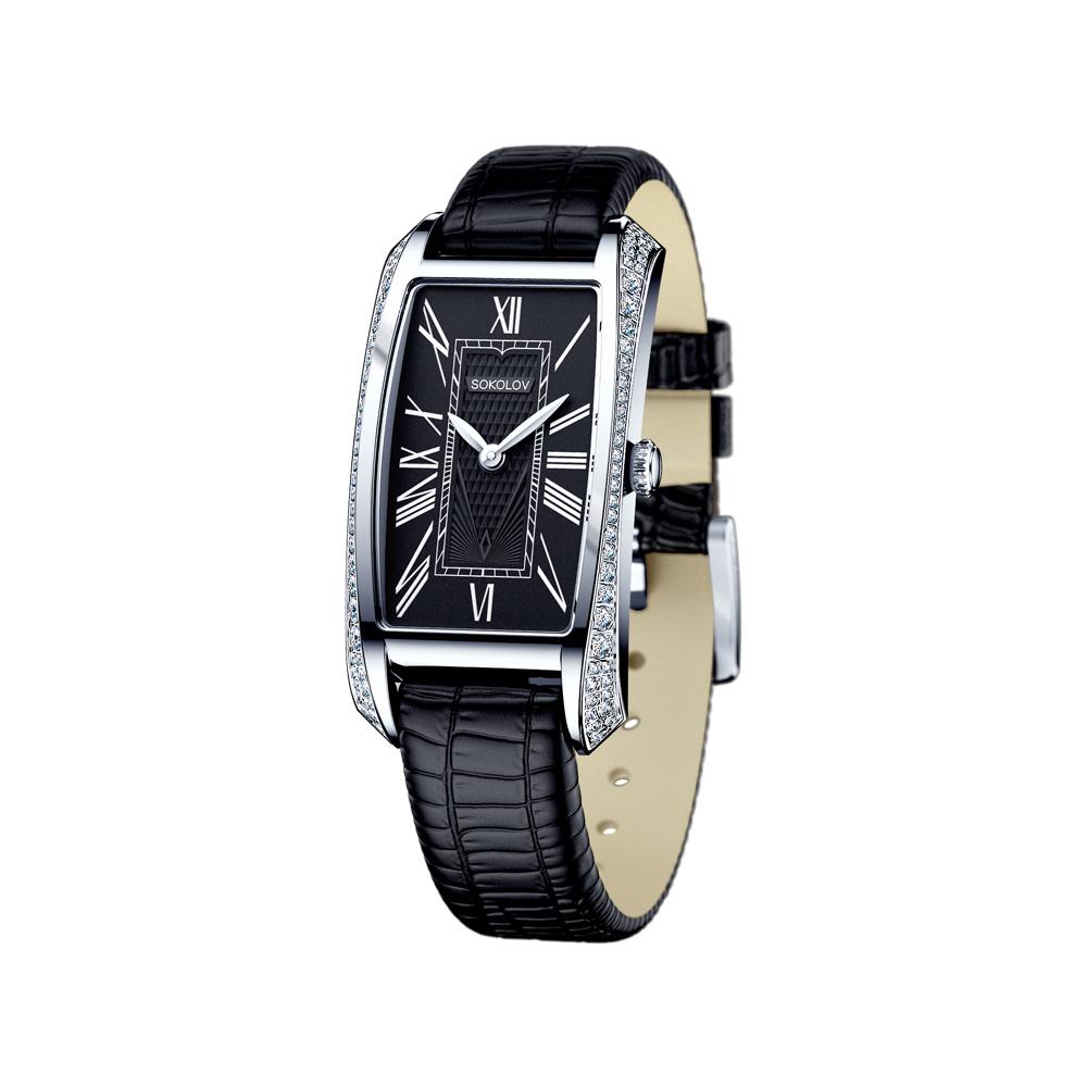 Женские серебряные часы арт. 119.30.00.001.02.01.2