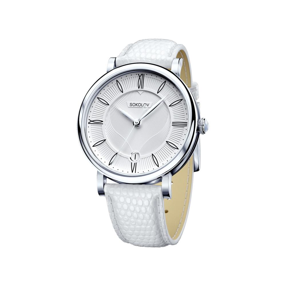 Женские серебряные часы, арт. 103.30.00.000.01.02.2