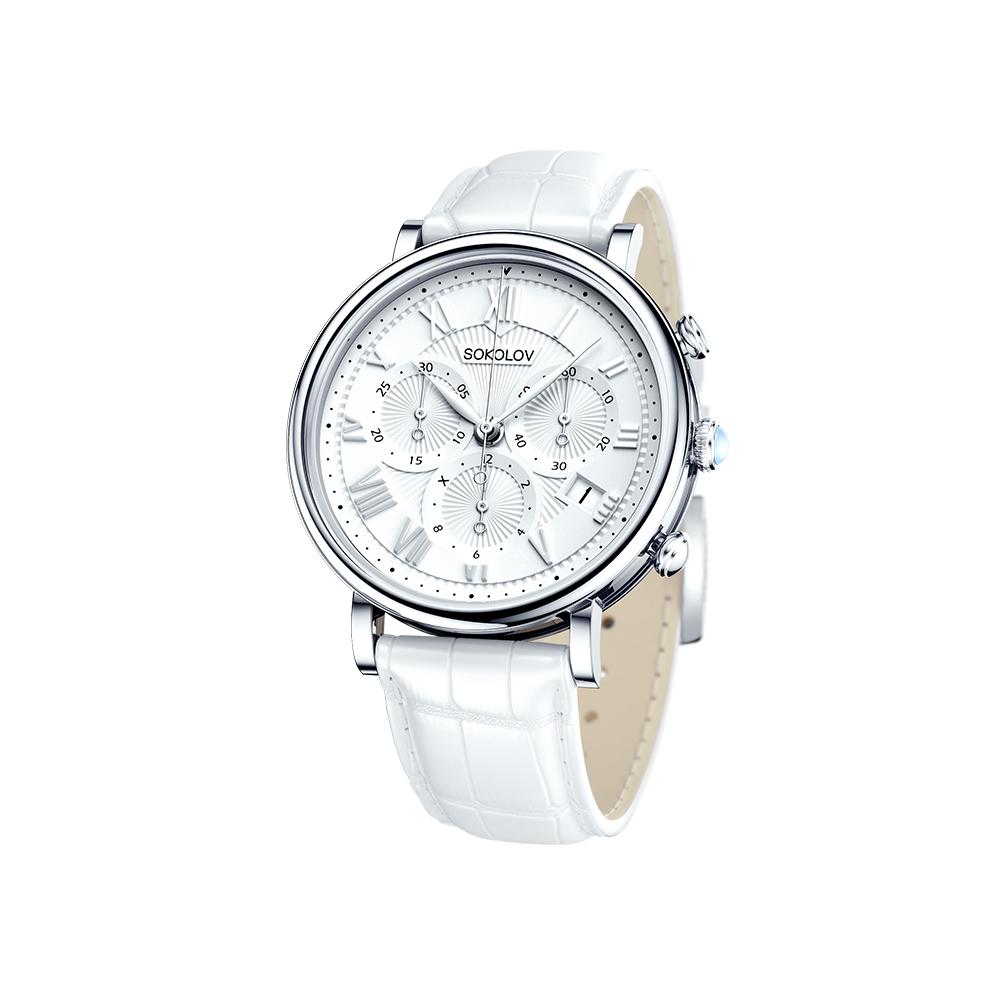 Женские серебряные часы, арт. 126.30.00.000.01.02.2