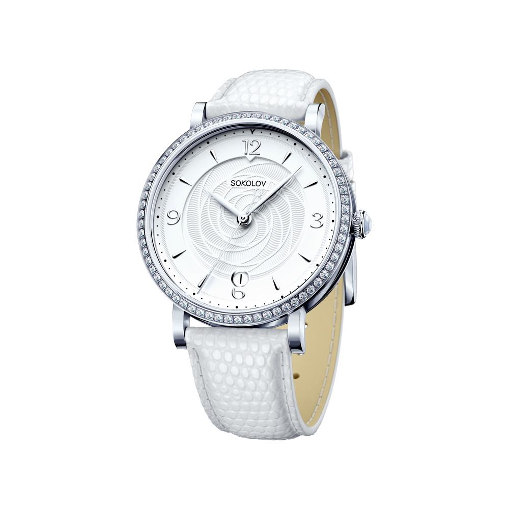 Женские серебряные часы, арт. 102.30.00.001.03.02.2
