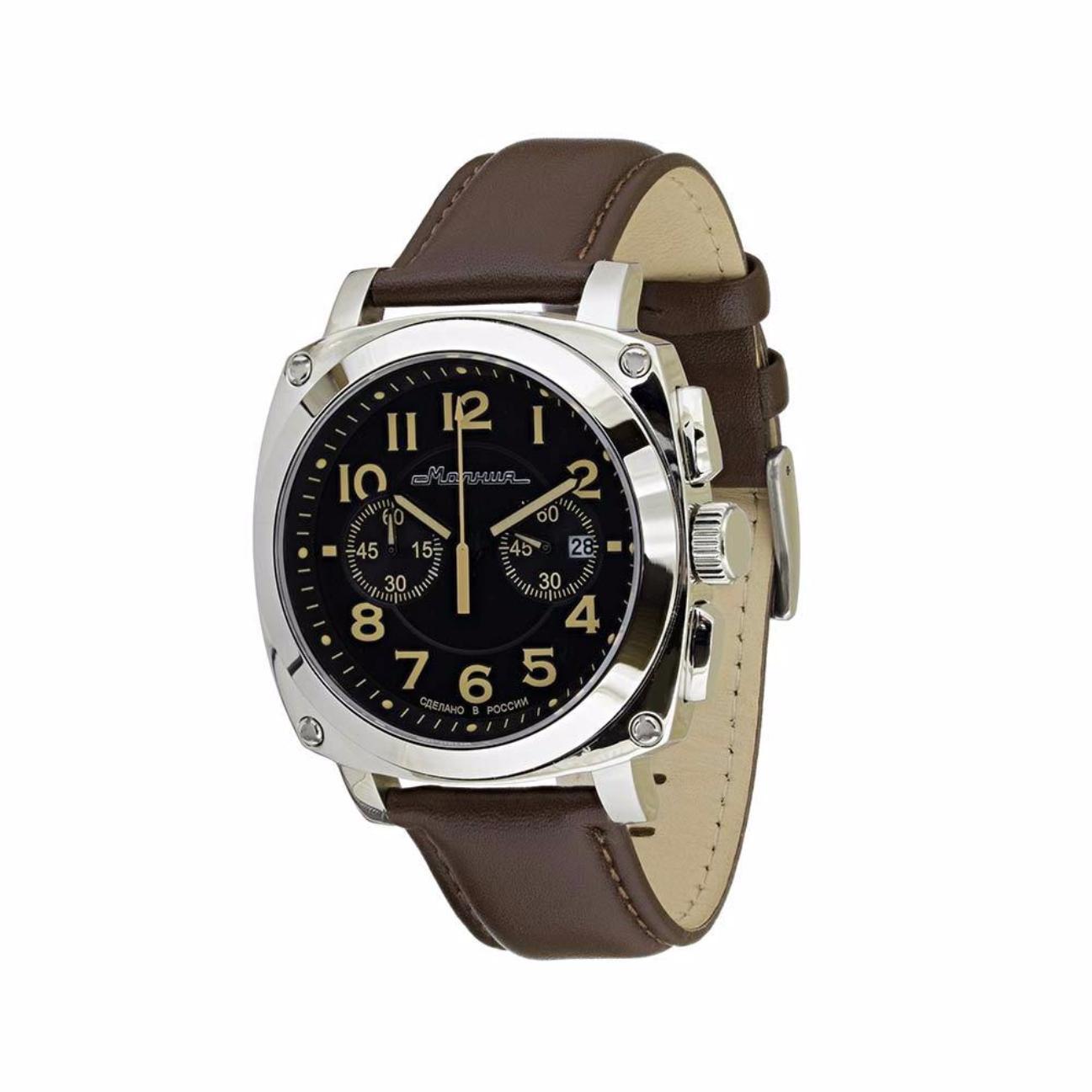 Мужские часы из стали, арт. 0020104
