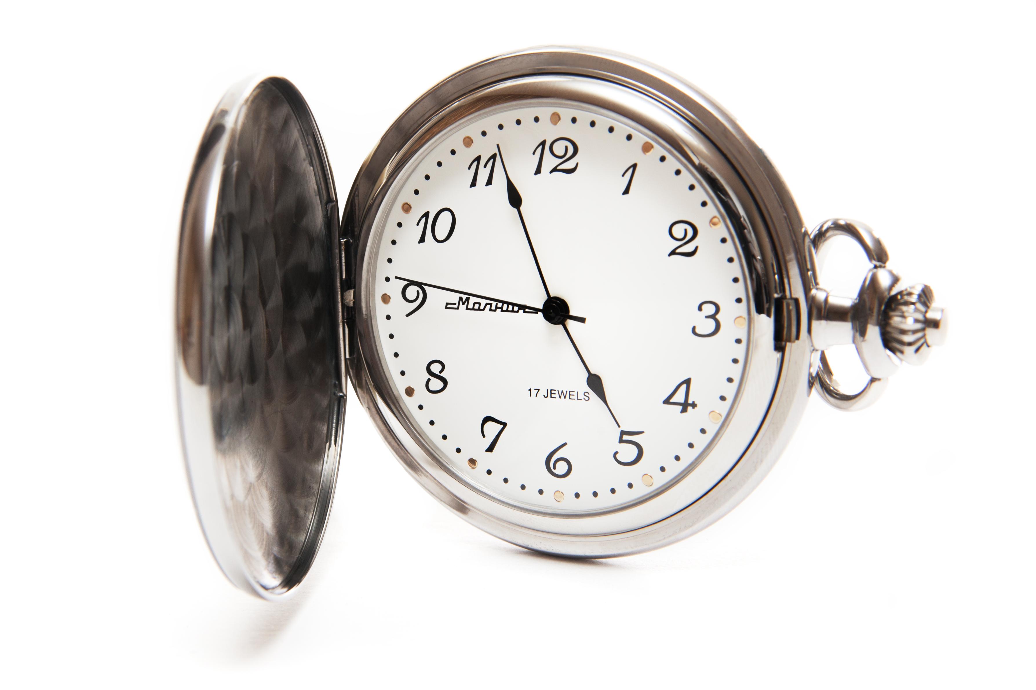 Мужские часы из стали, арт. 0030101