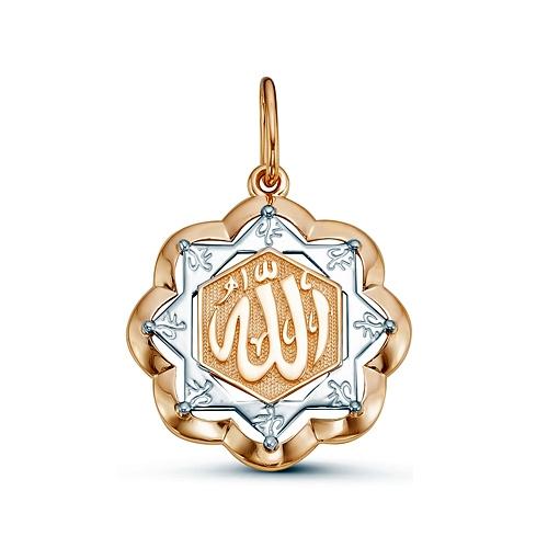 Подвеска мусульманская Арт. 035375