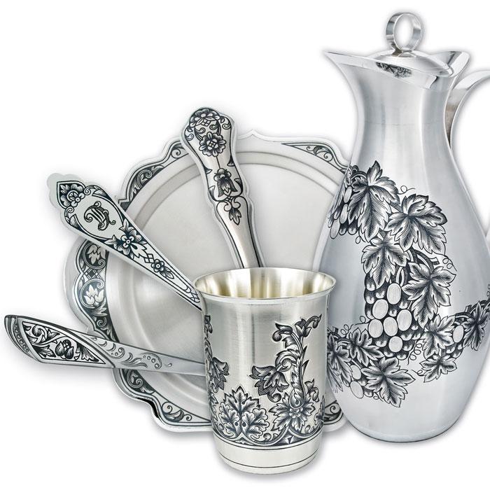 Столовое серебро | Каталог изделий | Ювелирные салоны Zолото (Золото)