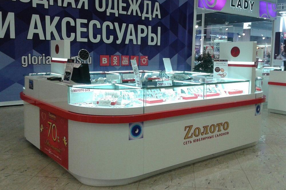 Ювелирный бутик Zолото - Ухта ТРЦ Ярмарка (фото 4)