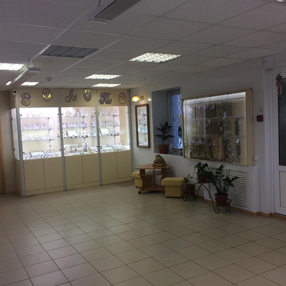 Ювелирный салон Zолото - Вуктыл ул. 60 лет Октября, д. 21 (фото 3)